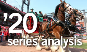 2019 Cardinals Series Analysis